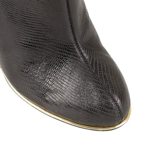 Arlaine Mirage Flat Shoes Black buy ravel mirage wedge ankle boots