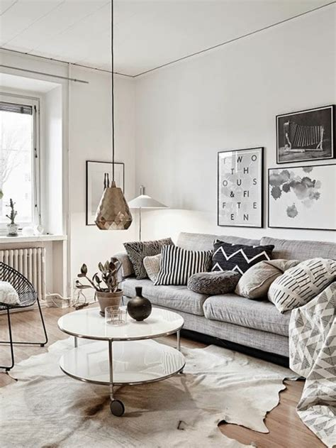scandi home decor quelle couleur pour un salon 80 id 233 es en photos