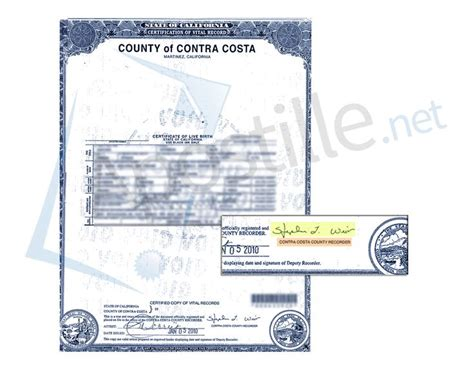 Contra Costa County Birth Records 71 Best Images About State Of California Sle Apostille On Santa