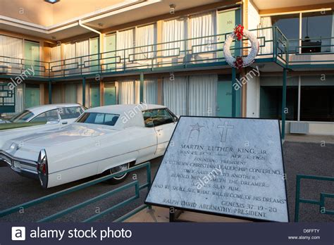 martin luther king jr room 306 lorraine motel room 306 where martin l king jr was murdered stock photo royalty free image