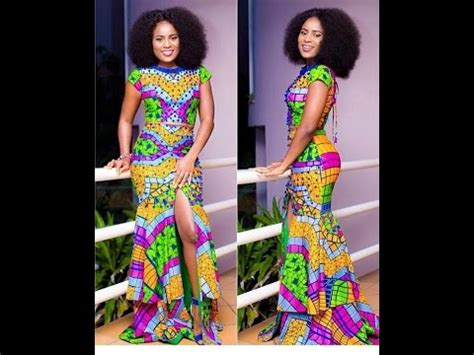 lovely and recent ankara styles bellanaija latest ankara style in town lovely ankara styles
