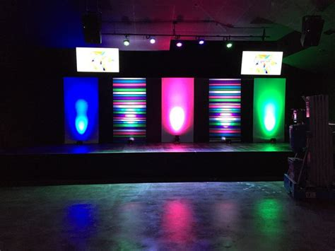 youth ideas 25 best ideas about church stage on