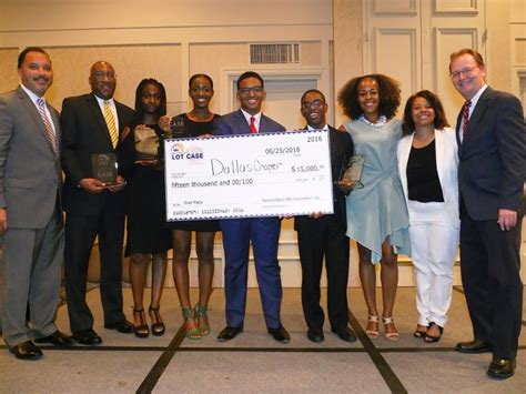 National Black Mba Dallas by National Black Mba Association 174 Announces Winners Of The