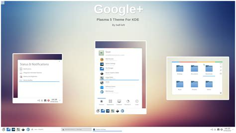 get new themes kde tech drive in