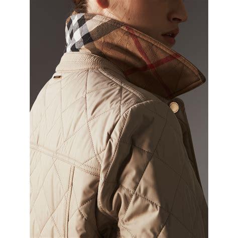 Burberry Brit Finsbridge Long Quilted Coat 2018 Homestuffedia