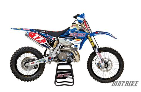 2015 YZ250 OFF ROAD TWO STROKE BUILD   Dirt Bike Magazine