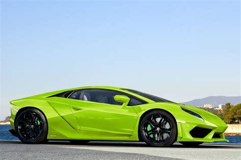 Lamborghini Huracan 2014 2014 Green Lamborghini Huracan Hd Wallpaper Car Wallpapers
