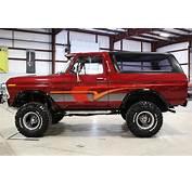 1979 Ford Bronco  Post MCG Social™ MyClassicGarage™