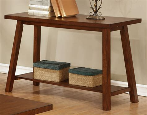 brown console table brown wood console table a sofa furniture outlet