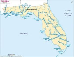florida river map florida s rivers florida s beautiful