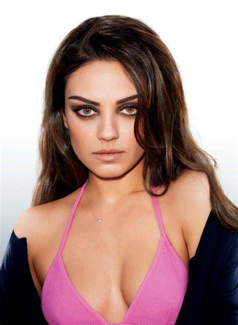 Body Measurements Celebrity Measurements Bra Size   mila kunis body measurements celebrity bra size body