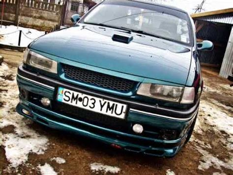 Opel Romania by Opel Vectra A Tuning Project Prt1 Romania