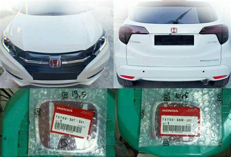Emblem Logo Honda Mobilio 04 01 16 pinassotte