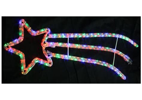 90cm led shooting star rope light xmas lights indoor