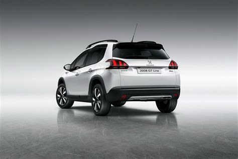 what car peugeot 2008 2016 peugeot 2008 facelift doesn t look half bad