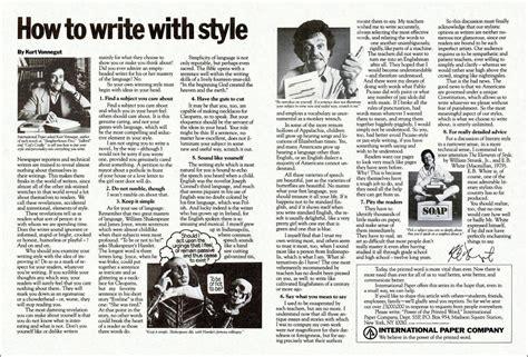 Kurt Vonnegut Essay by Writing Advice From Kurt Vonnegut And 3 Other Writers Mental Floss
