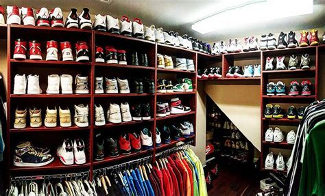 the 15 best sneaker closets via sole collector