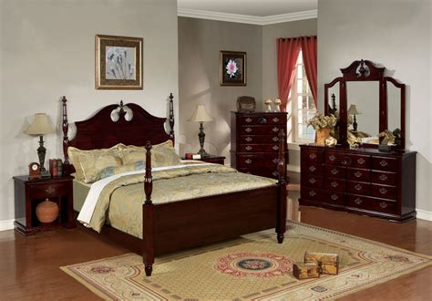 Decorating Bedroom Furniture by Cherry Bedroom Furniture Bedroom Design Decorating Ideas