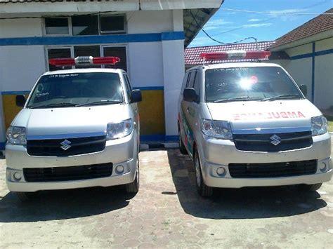 Lu Mobil Ambulance rsud tambah 2 ambulance bengkuluekspress