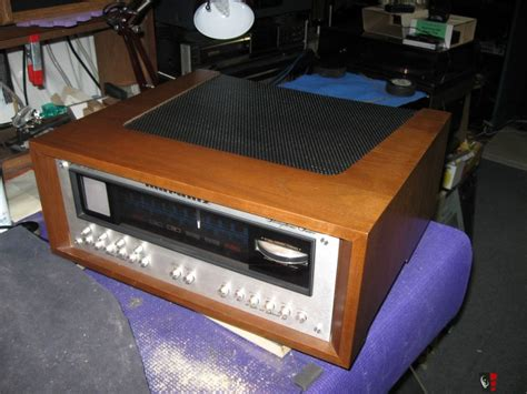 wood cabinet factory reviews marantz 150 e tuner with factory wood cabinet photo
