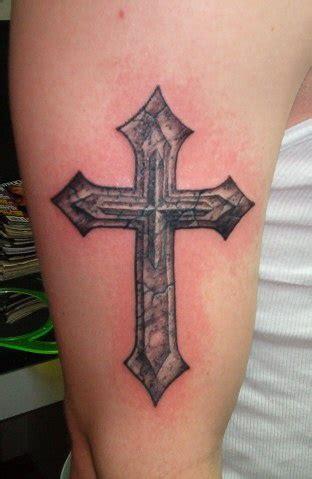 classic cross tattoos classic cross tattooimages biz