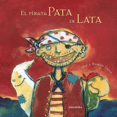 libro el pirata malapata kalandraka detalle libro