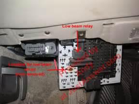1999 Volvo S70 Ets Light Volvo V70 Wagon Both My Low Beam Headlights On My 2001 V70