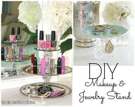 Diy Dollar Store Room Decor Organization Jewelry Makeup