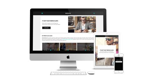 new responsive themes saucy unite and redux new responsive themes saucy unite and redux