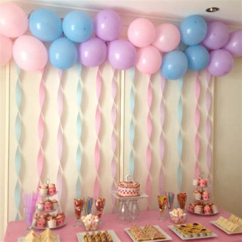 How To Decorate A Birthday At Home by Best 25 Simple Birthday Decorations Ideas On