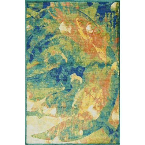 loloi rugs lyon lifestyle collection tropical island 2 ft loloi rugs lyon lifestyle collection tropical island 5 ft