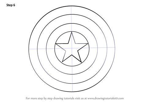 Captain America Logo Coloring Sheets Pictures To Pin On Captain America Shield Coloring Page