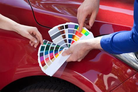 color developing developing colors to match your car merton auto