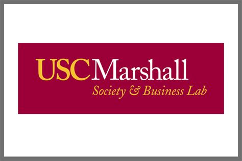 Usc Social Entrepreneurship Mba by Usc Marshall Society Business Lab Unreasonableatsea