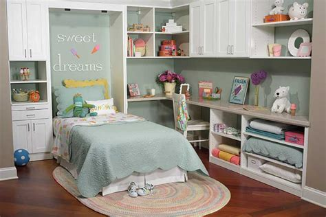 child bedroom  twin size murphy bed  sleepovers