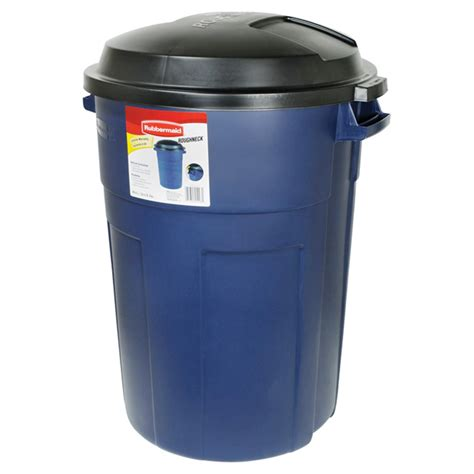 98 l outdoor garbage can rona