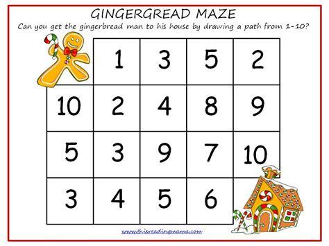 gingerbread math worksheets gingerbread math new calendar template site