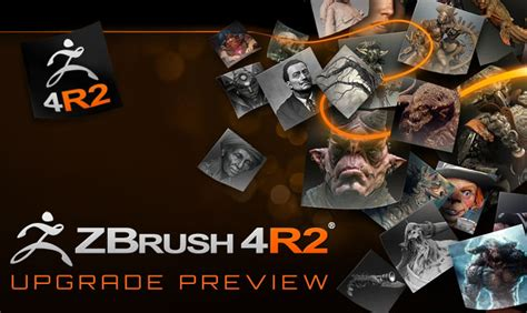 how to update zbrush 4r2 pixologic zbrush blog 187 zbrush 4r2 upgrade preview