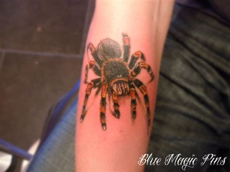 tattoo 3d vogelspinne 28 awesome spider tattoo designs and ideas tattoos era