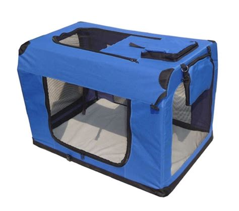 dog house soft portable pet dog house soft crate