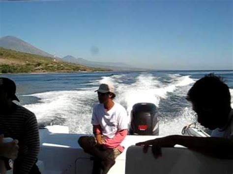 amed gili fast boat fast boat from amed to gili air youtube