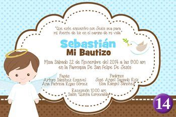 tarjetas de bautizo para nino invitaciones bautizo fotos ideas para imprimir foto 14 invitaciones de bautizo bautizo
