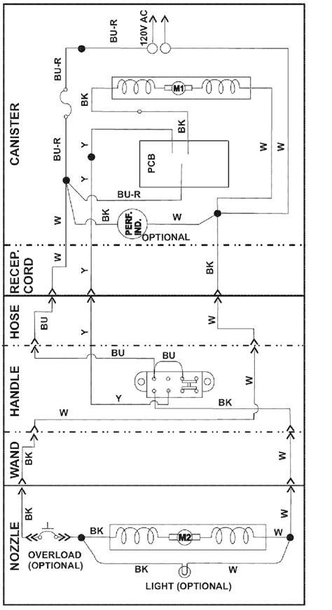kenmore vacuum model 116 parts diagram sears kenmore vacuum model 116 wiring diagram sears