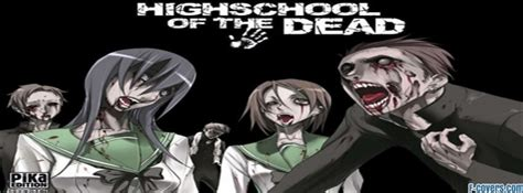 film anime zombie the walking dead 4 facebook cover timeline photo banner for fb