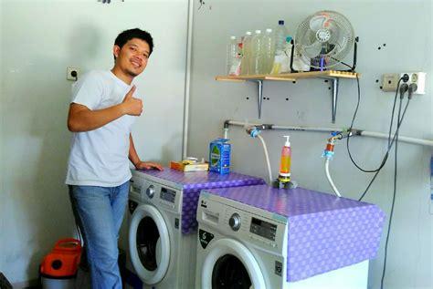 kiat sukses membangun bisnis laundry kiloan serempak