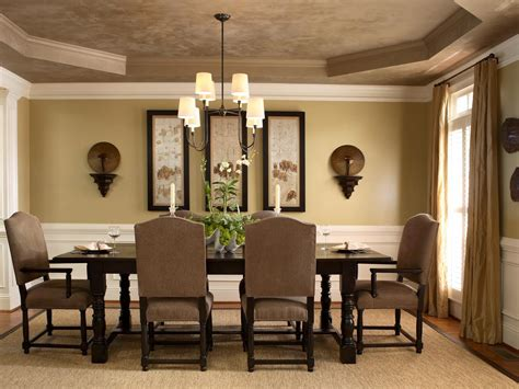 dinner room photos hgtv
