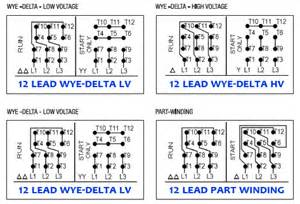 weg motor wiring diagram 6 lead wiring diagram website