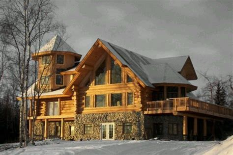 from the website quot log cabin works quot alaska i the