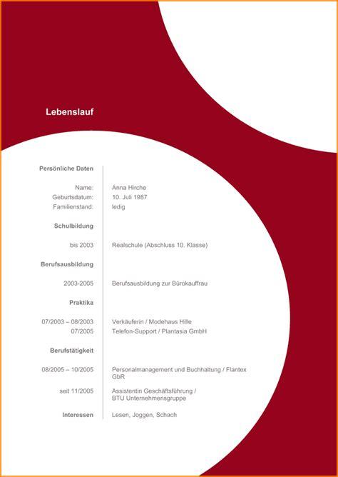 Lebenslauf Vorlage Openoffice 10 lebenslauf vorlage openoffice reimbursement format