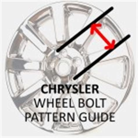 Chrysler Bolt Pattern by L A Wheel Chrome Oem Wheel Experts Fitment L A